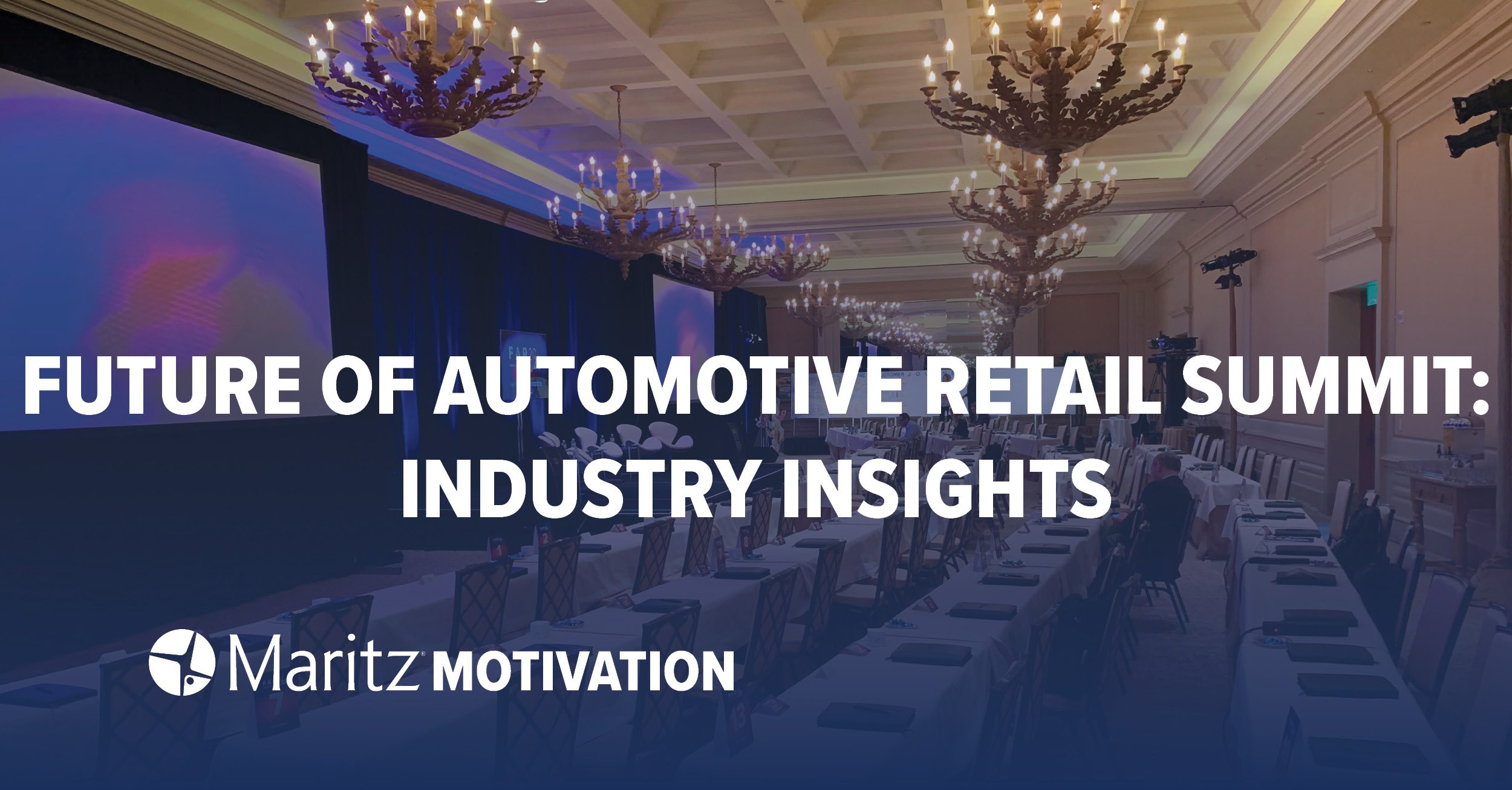 Future of Automotive Retail Summit: Industry Insights